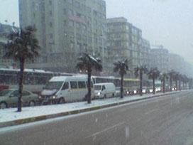 Konya'da 2 gün, 12 il ve bir üniversitede 1 gün kar tatili