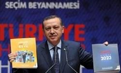 AK Parti'nin seçim beyannamesi