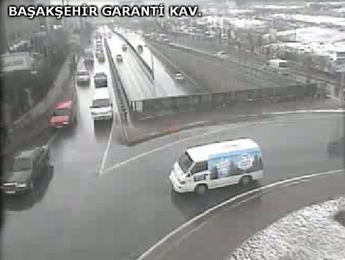 İstanbul beyaza bürünüyor / GALERİ