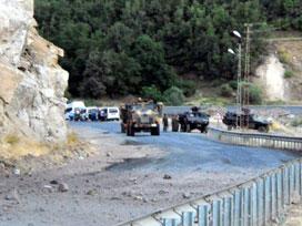 Çukurca'da askeri birliğe pusu: 8 şehit