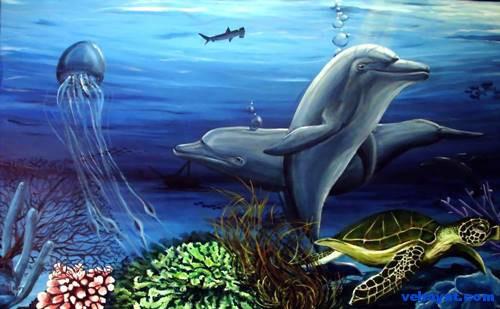 Suda Yaşayan Canlılarler Nelerdir ile ilgili görsel sonucu