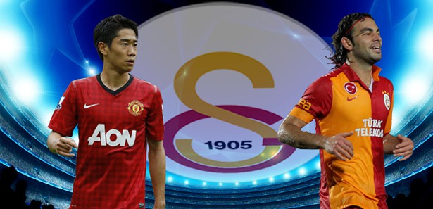 Galatasaray manchester united ilk 11