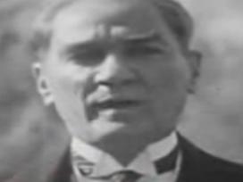 Atatürk'ün en net ses kaydı Video