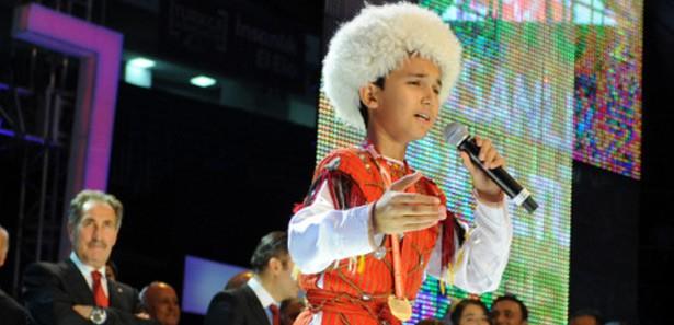 Türkçe Olimpiyatları'nda 1. olan şarkı / VİDEO