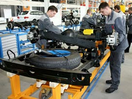 Otomotiv ihracatında rekor artış