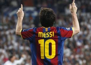 Bir Messi klasiği
