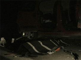 Kırşehir'de trafik kazası: 3 ölü