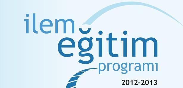 İLEM'de eğitim programı