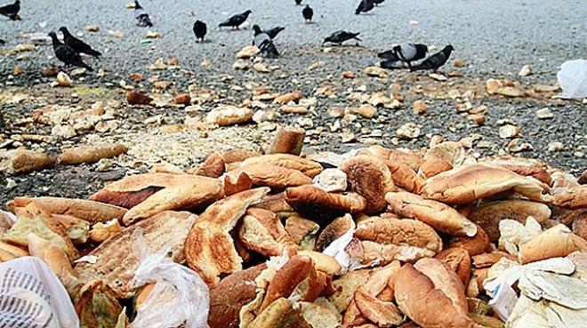 ekmek israfı ile ilgili görsel sonucu