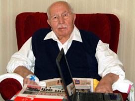 Erbakan Hoca'nın son görüntüleri Video