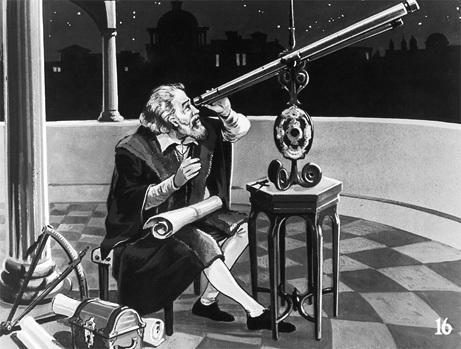 galilei telescope ile ilgili görsel sonucu