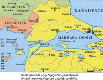 harita ölçeği