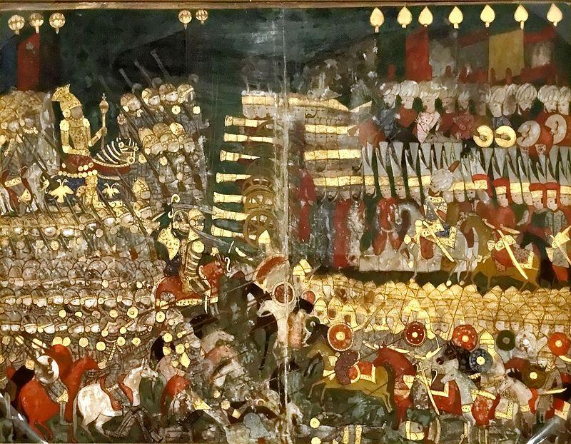 Battle of Mohács, Turkish miniature.jpg