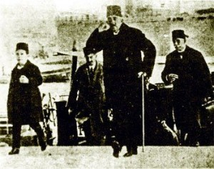 Son-Osmanlı-Padişahı-VI.Mehmet-Vahdettin