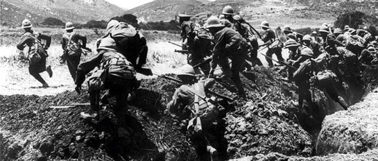 Çanakkale Savaşları Hangi Tarihte Olmuştur ile ilgili görsel sonucu