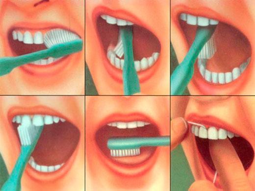 diş fırçalama ile ilgili görsel sonucu