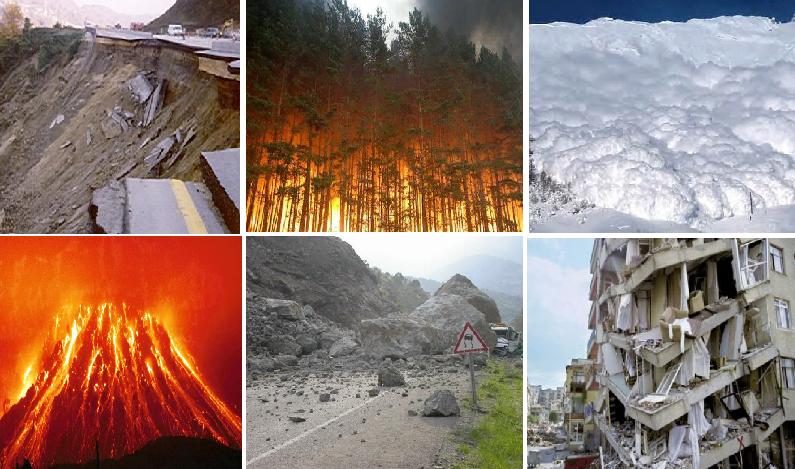 doğal afetler ile ilgili görsel sonucu