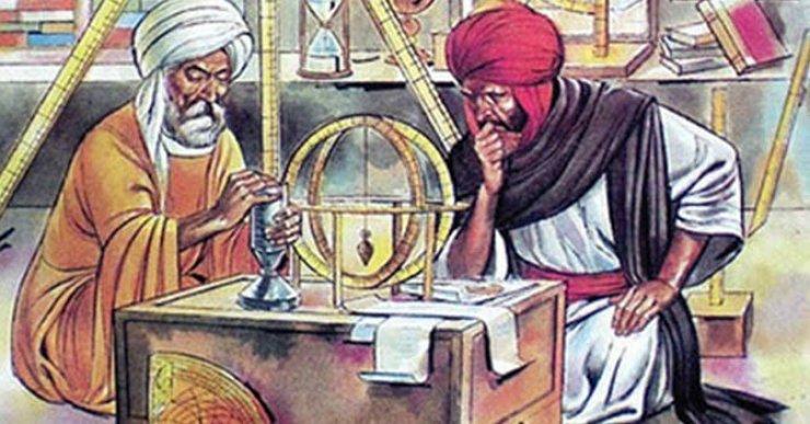 müslüman bilim insanları ile ilgili görsel sonucu