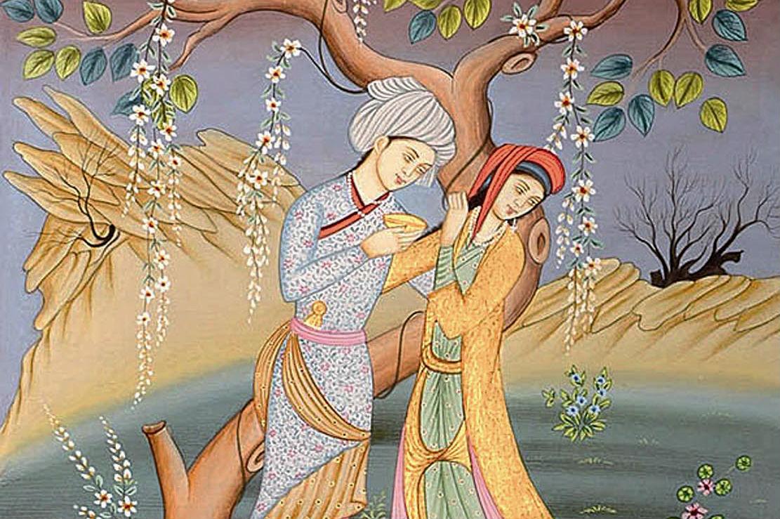 leyla ile mecnun efsanesi ile ilgili görsel sonucu