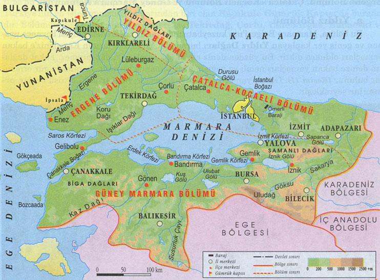 marmara bölgesi ile ilgili görsel sonucu