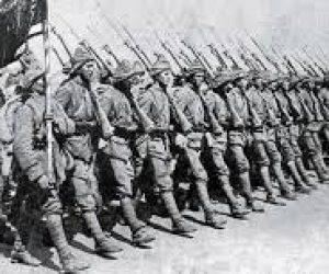 Osmanlı Devletinin 1. Dünya Savaşında Savaştığı Cepheler Kısa Bilgi