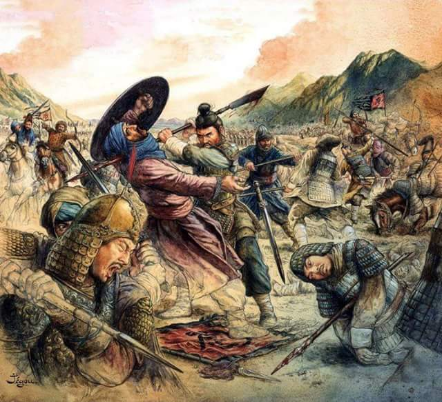 talas savaşı abbasiler ile ilgili görsel sonucu